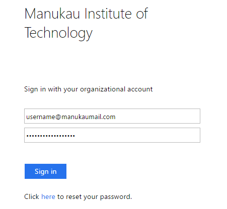 email login page1